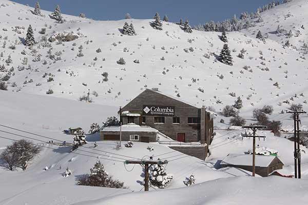 skicenter